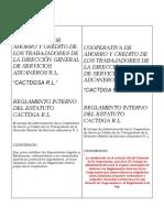 Proyecto Reforma Reglamento Int. ESTATUTOS CACTDGA hoy 15 (1)