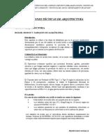 ESPECIFICACIONES-TÉCNICAS-ARQUITECTURA