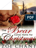 Zoe Chant -The Bear come Home for Christmas