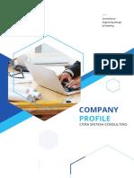 Company Profile Citra Sintesa Consulting