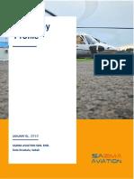 SAZMA Aviation Sdn Bhd Profile 2019