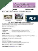 CMCF Grant Application - ALEKS - August 2008