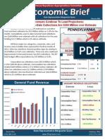 Quinn February 2011 Economic Brief