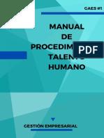 MANUAL DE PROCEDIMIENTOS TÉCNICO (2)