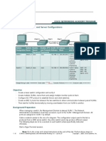 Lab_6_VTP Client and Server Configurations