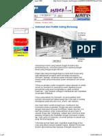 Kriminal dan Politik Saling Bonceng -- Selasa, 18 April 2000