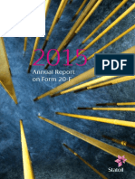statoil-2015-annual-report-on-form-20-F
