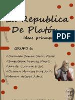 La Republica de Platón Grupo 6