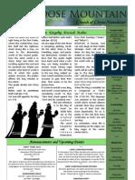 Volume 10, Issue 4, November 28, 2010