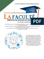Residanat Alger programme non-officiel(www.la-faculte.net)