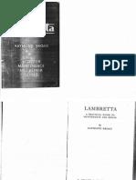 Lambretta User Manual