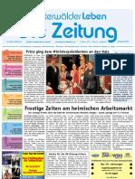 WesterwälderLeben / KW 05 / 04.02.2011 / Die Zeitung als E-Paper