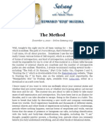 The Method, by Ed Muzika