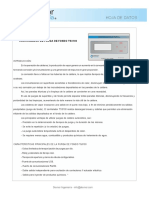 PURGA FONDO TS3100
