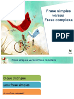 Frase simples versus frase complexa.ppt