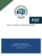How to Make a Folding Carton sml