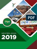 2019 ELECTRICIDAD DELAPAZ