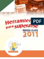 Catálogo de Materiales 2011 - IGER -