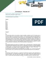 Correc¦ºa¦âo - F10 - Determinismo e livre-arb+¡trio e a dimens+úo pessoal e social da +®tica