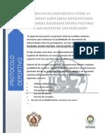 Protocolo Prueba COVID-19