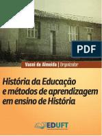 História da educação e métodos de aprendizagem em ensino de História