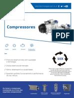 Principais Aplicações de Compressores
