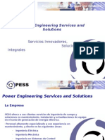 Power Engineering Services and Solutions(español)