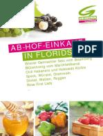 Ab Hof-Folder Floridsdorf
