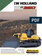 D350 Más de 250HP