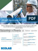Ultrasil Membrane Care 20  brochure mars 2018 pdf
