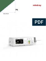 VP5 datasheet Infusion Pump.pdf