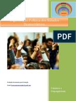 Organização Política Dos Estados Democráticos_CeE_índice