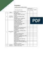 Form Review Rekam Medis