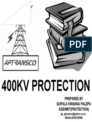 400KV+PROTECTION | Electrical Substation | Transformer
