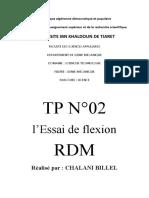 TP2 CHALANI BILLEL