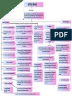 mapa conceptual de calidad (metodo deming)