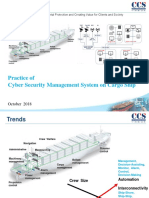 ASEF 7-Practice of Cyber Security Management System on Cargo Ship - Zhibiao Chen - CCS