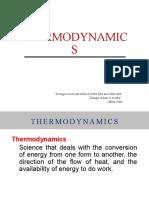 THERMODYNAMICS 1 Rev 2