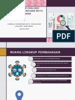 1. Kebijakan dan Evaluasi  Pemetaan Mutu Pendidikan_rev