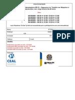 Ficha inscrição NR12 2020