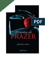 Baixar 23 noites de prazer Livro Grátis (PDF ePub Mp3) - Julianna Costa