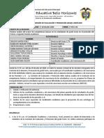 UNDÉCIMO_ACTA 011 COMISION Y EVALUACION_II PERIODO JM 2020