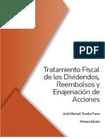 Dofiscal Tratamiento Fiscal de los Dividendos, Reembolsos y Enajenacion de Acciones