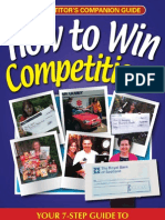 How to Win Competitions