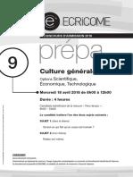 ecricome_prepa_2018_culture_generale