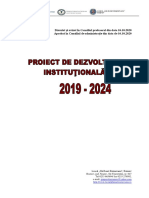 Liceul GRR - PDI 2019-2024 (2020)