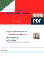 Breve introducción al Sistema Político Suizo
