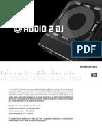 Audio 2 DJ Getting Started Spanish