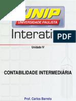 CONTABILIDADE INTERMEDIARIA 4