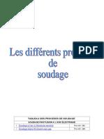 PROCEDES DE SOUDAGE.doc